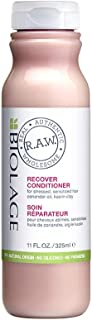 Biolage R.A.W. Recover Conditioner for Stressed, Sensitized Hair with Coriander Oil and Kaolin Clay