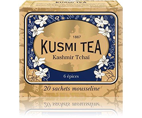 KUSMI TEA(クスミティー)『Kashmir Tchai(カシミール チャイ)』