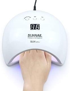 50W Lámpara Uv Para La Secadora De Uñas Uv Led Lámpara De Uñas 110V-240V