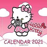 Hello Kitty: OFFICIAL Calendar 2021-2022