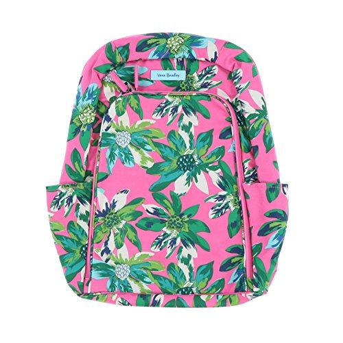 Vera Bradley Laptop Backpack (Tropical Paradise)