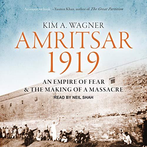 Page de couverture de Amritsar 1919