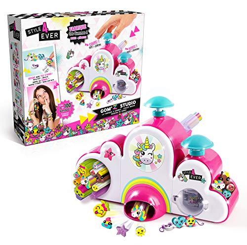 Canal Toys OFG 099 Style For Ever - Machine à gomme et fabrique à bijoux - Gom'z Studio