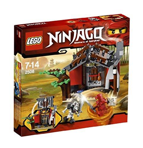 LEGO Ninjago 2508 - Geheime Schmiedewerkstatt