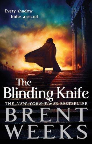 The Blinding Knife: Book 2 of Lightbringer (English Edition)