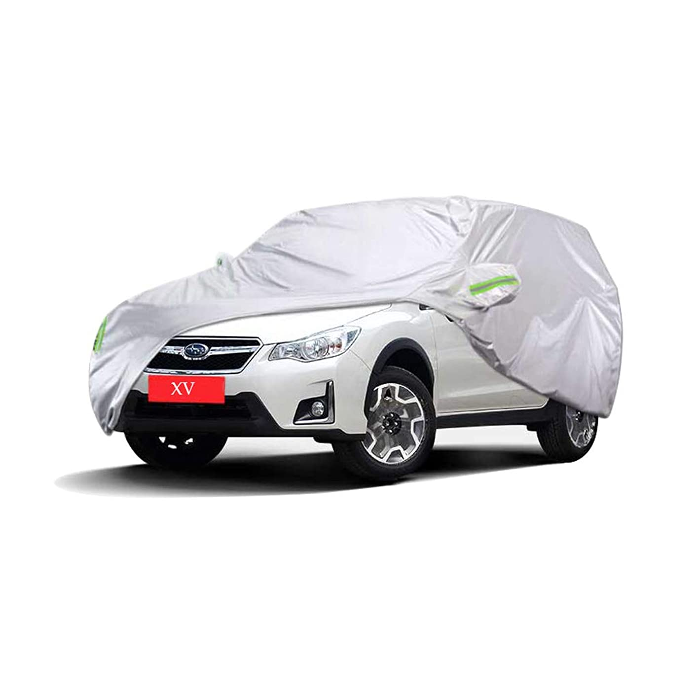 こどもセンター気球納税者車のカバー スバルXVスペシャルカーカバーSUV厚いオックスフォード布日焼け止め防雨暖かいカバーカーカバー (サイズ さいず : 2016)