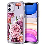 Spigen Cyrill Ciel Cecile Series Case Designed for iPhone 11 (Rose Floral) i phone protector case May, 2021