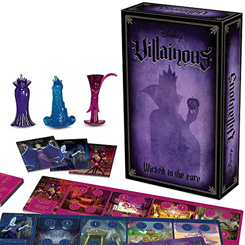Disney Villainous: Wicked to the Core Board Game