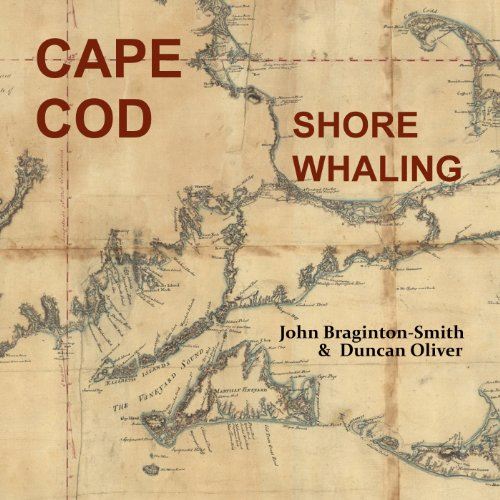 Cape Cod Shore Whaling: America's First Whalemen audiobook cover art