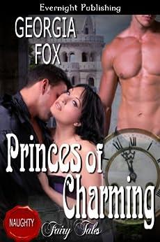 Princes of Charming (Naughty Fairy Tales) by [Georgia Fox]