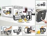 Black & Decker Breakfast Set (Toaster,Coffee Machine and Citrus Juicer) - BFS100