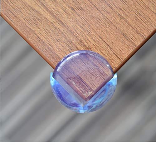 """Coins de table"""" HAUTE QUALITE"""" (8 unités), pour la protection de bébé, enfant, personne âgée, meuble, table, aquarium, utilisable lors de déménagement. Un prix pour une très grande sécurité. I-TREG,"""