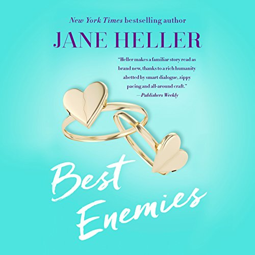 Best Enemies audiobook cover art