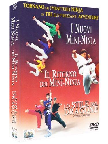 I nuovi mini-ninja + Il ritorno dei mini-ninja + Lo stile del dragone