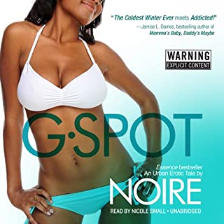 G-Spot audiobook cover art