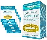 Dr. Ohhira's Probiotics Professional Formula - 120 Capsules with Bonus 5 Travel Size Samples (10 Capsules Bonus)