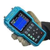 DJYD Multímetro osciloscopio Digital portátil multifunción 3 en 1 de 50 MHz Generador de Señal LCD Función USB 200 MSa/S EM 115 A FDWFN