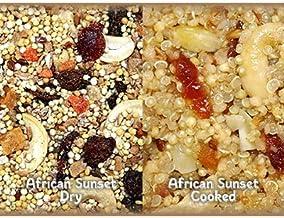 Higgins Pet Food Wordly خورشید غروب آفریقایی 13 Oz Cook، Cool & Serve Food