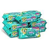 Pampers Baby Fresh Salviettine, Formula Idratante e Delicata che Ripristina il PH della Pelle,12 Confezioni da 70 Pezzi, 840 Salviettine