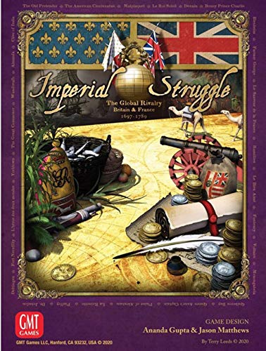 GMT Games GMT2001 Imperial Struggle, Mixed Colours