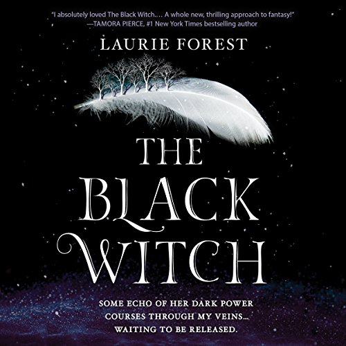 The Black Witch audiobook cover art