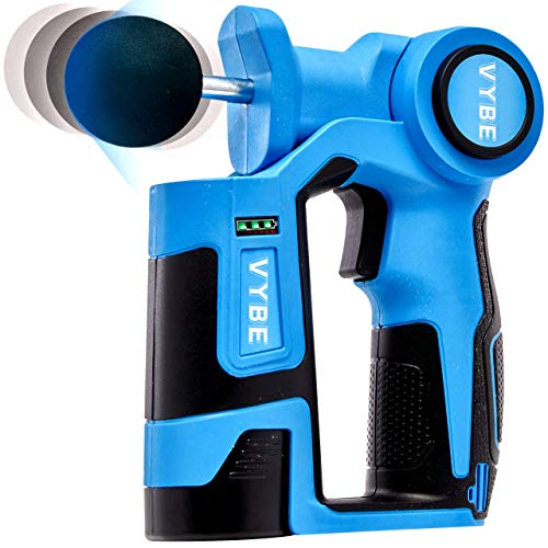 Vybe Percussion Massage Gun - Handheld, Brushless, Cordless - $99.99 + FS