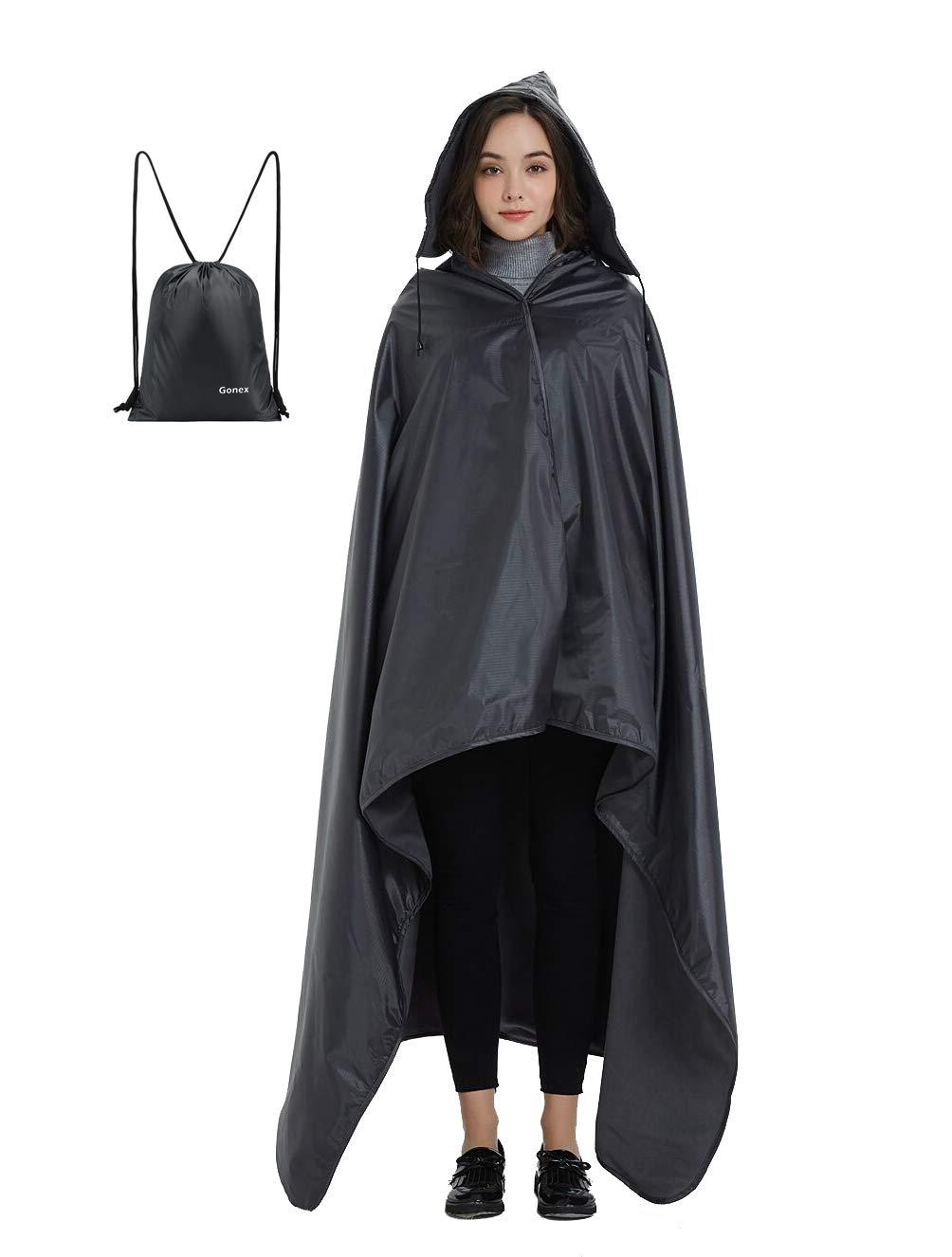 Gonex Waterproof Windproof Drawstring Backpack