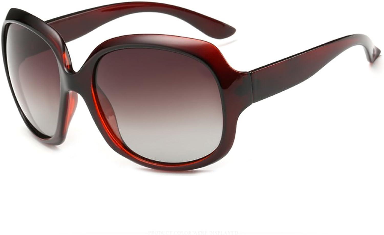 Ladies Polarized Sunglasses Travel musthave fashion sunglasses Driver frog mirrorB