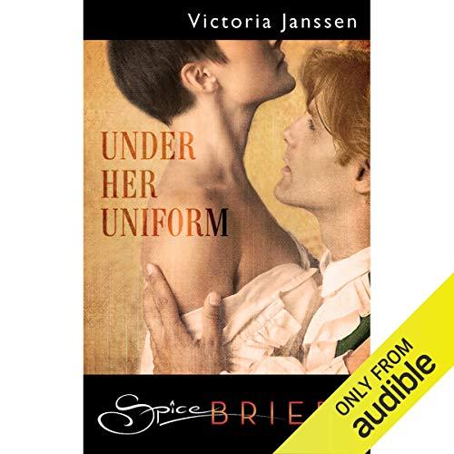 Under Her Uniform audiobook cover art