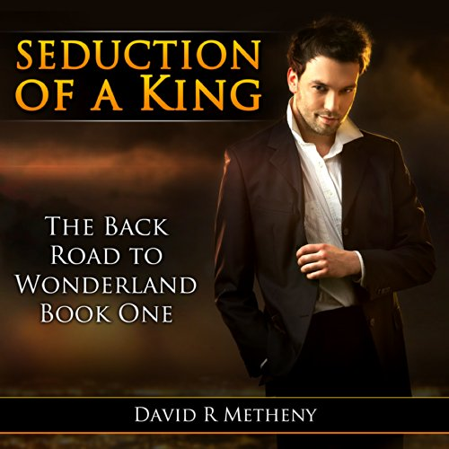 Seduction of a King audiobook cover art