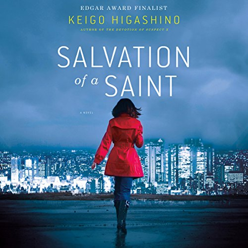 Salvation of a Saint audiobook cover art