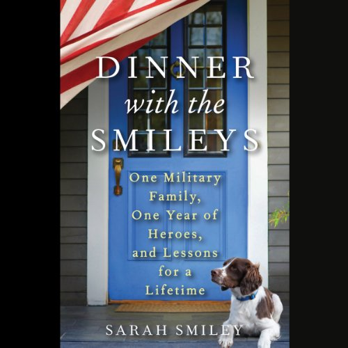 Dinner with the Smileys audiobook cover art