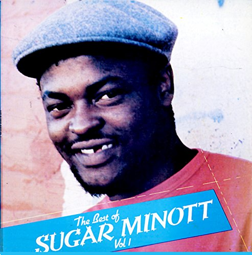 The Best of Sugar Minott (Vinyl LP) -  Tad's Record