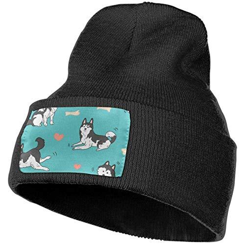 AEMAPE Unisex Beanie Hat Husky Knit Hat Cap Skull Cap