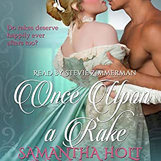 Once upon a Rake audiobook cover art