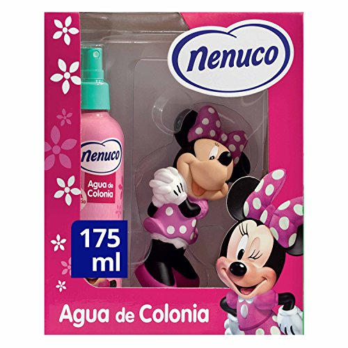 Nenuco Eau De Cologne + Figurine En Plastique Minnie - 1 Pack