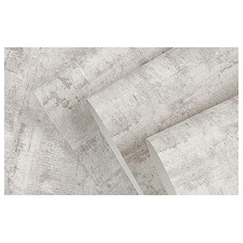 Preisvergleich Produktbild XHHWZB 3D Beton Zement Look Wallpaper Texturierte Schiefer grau Wallpaper für Wohnzimmer Möbel,  Rolle 20, 8 Zoll x 32, 8 Fuß,  1 Roll Pack (Farbe : Style E)
