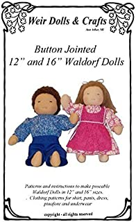 small waldorf doll pattern