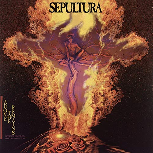 Sepultura - Above The Remains - Live '89 [Disco de Vinil]