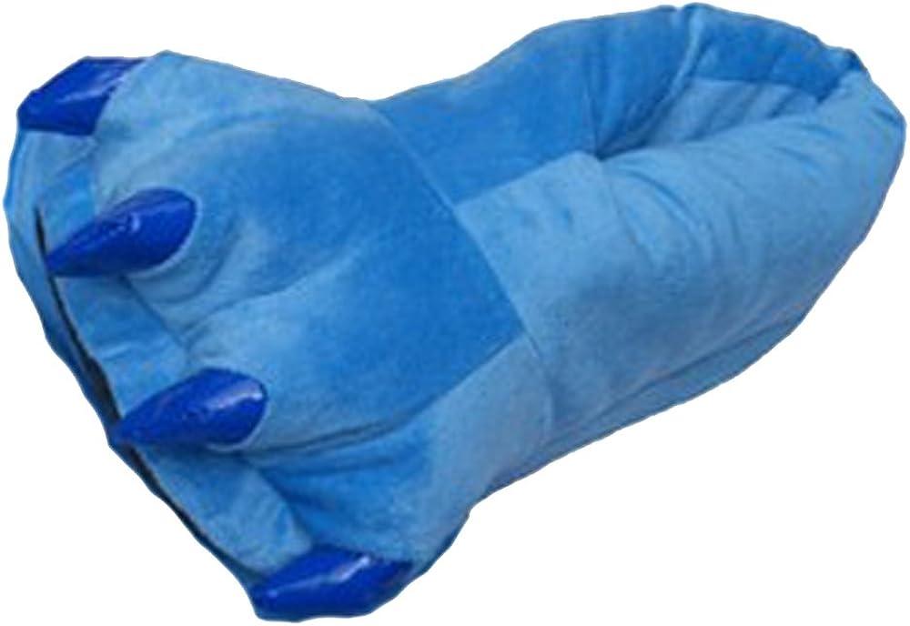 Win8Fong Cosplay Monster Paw Plush Slipper Monster Feet Slippers /