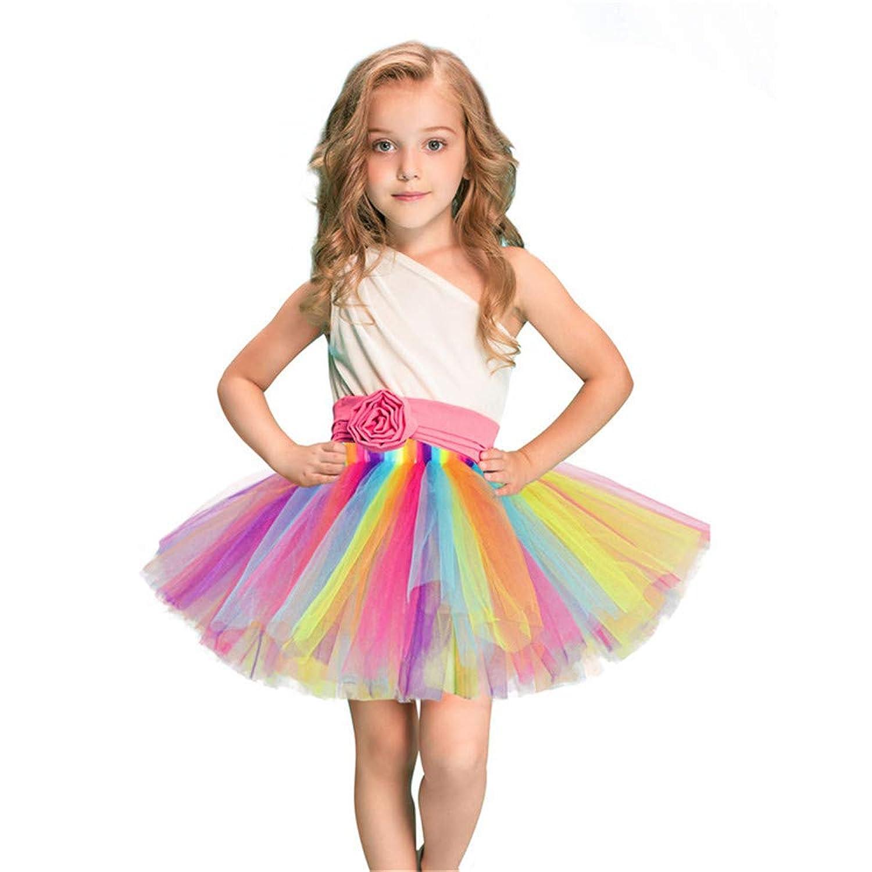 女の子のパーティードレス ガールズプリンセスチュールチュチュドレスサマーノースリーブコスチューム誕生日パーティーファンシーアップドレス フォーマルなパーティーの誕生日の卒業プロムのダンスのボールのドレスドレス (サイズ : XL)