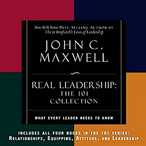 Real Leadership audiobook cover art