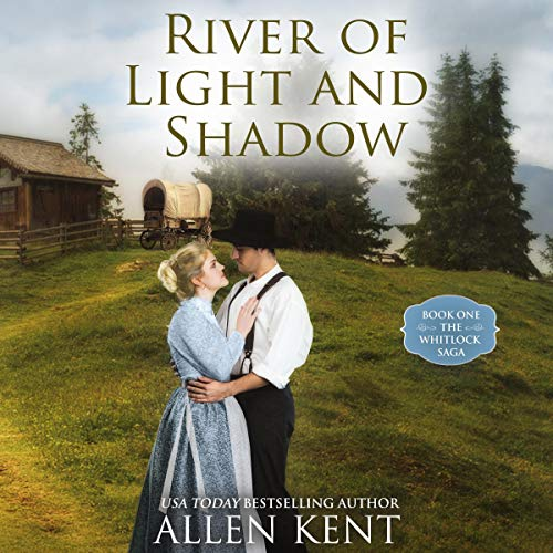 River of Light and Shadow audiobook cover art