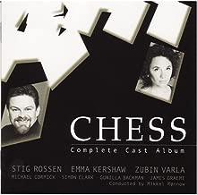 Chess - Original Denmark Tour Cast 2001 (sung in English)
