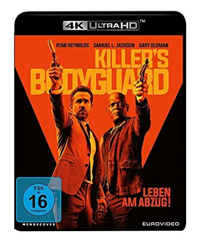 Killer's Bodyguard (4K Ultra HD) [Blu-ray]
