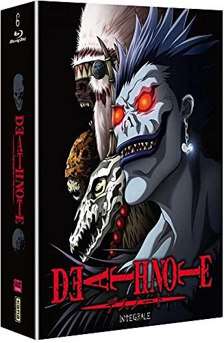 Death Note-Intégrale [Blu-Ray]