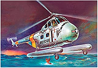 Revell of Germany H-19 Rescue Helicopter Model