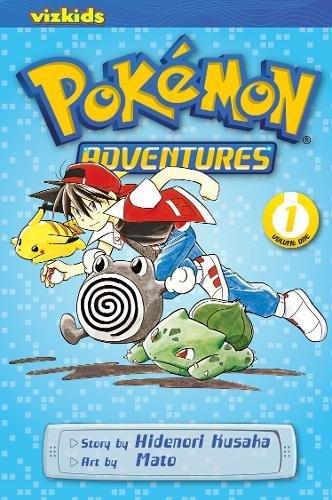 Pokemon Adventures 01 (Pokémon adventures)
