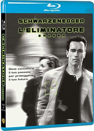 L'eliminatore - Eraser [Italia] [Blu-ray]