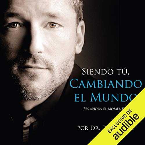 Siendo Tú, Cambiando el Mundo [Being You, Changing the World] cover art